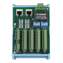 CIRCUIT BOARD, Open Frame 16-channel Isolated Digital Input/16-channel Digital Output Module
