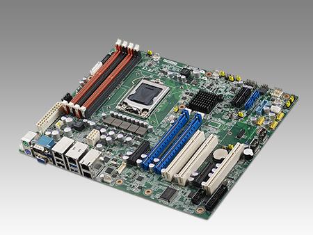 LGA1155 Intel<sup>®</sup> Xeon<sup>®</sup> E3/Core™ i3 ATX Server Board with DDR3, 2 GbE, SATA3