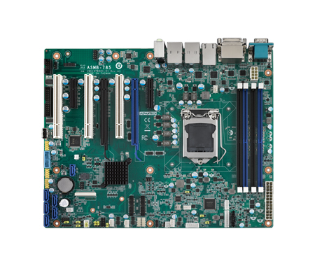 Intel<sup>®</sup> Xeon<sup>®</sup> E3 v5/ 6th