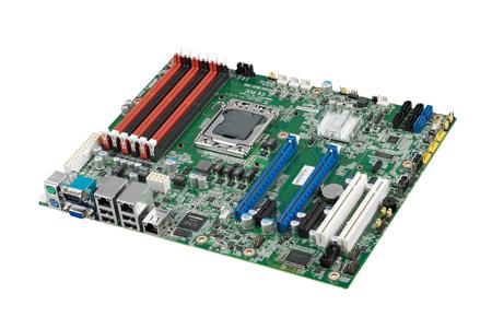 LGA 1356 Intel<sup>®</sup> E5-2400 Xeon<sup>®</sup> ATX Server Motherboard  with DDR3, 2 PCIe , 3LAN
