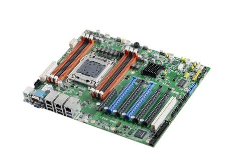 LGA 2011 Intel<sup>®</sup> Xeon<sup>®</sup> E5 ATX Server Board with DDR3, Gen 3 PCIe, SATAIII