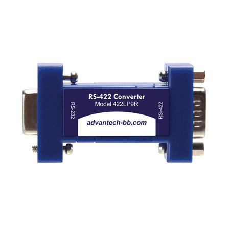 Port-Powered RS-232 to RS-422 Converter - DB9M/DB9M