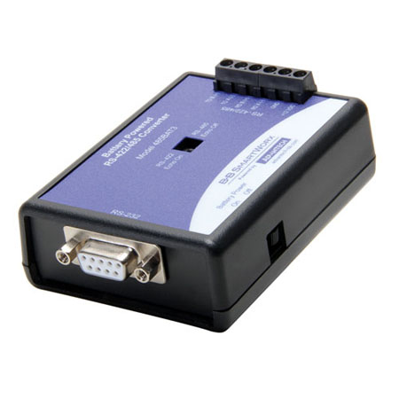 RS-232 to RS-485 Serial Converter - Battery Power Option