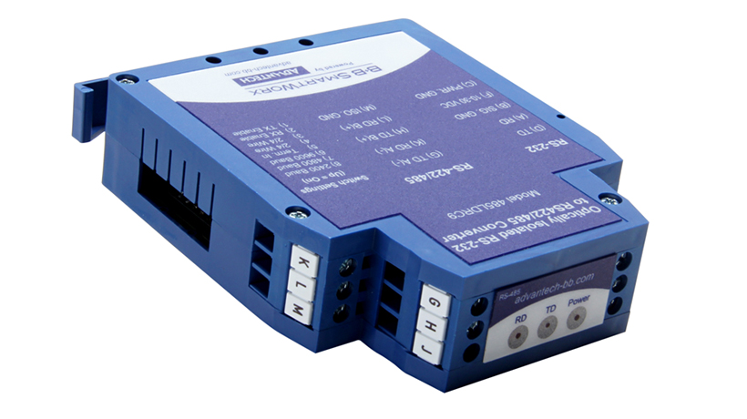 RS-232 to RS-422/485 Industrial Isolated Converter