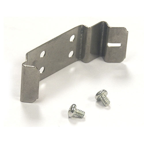 DIN-Rail Clip (Compatible with 1-Slot IE-/MediaChassis, IE-GigaMiniMc, IE-ModeConverter, IE-MiniMc & MiniMc series products)