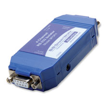 RS-232 4-Channel Optical Isolator