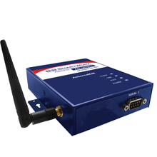 Industrial Device Server, WiFi Dual Band 2.4/5 GHz, one RS232/422/485 port