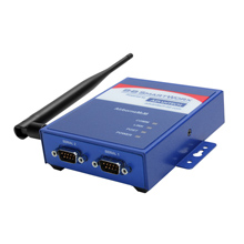 Industrial Access Point with Serial Port Capability to 802.11a/b/g/n (2.4/5 GHz)