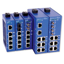 ETN UNMANAGED SWITCH 4 COPPER, 1 MULTI-MODE ST
