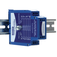 Serial Surge Protector, RS-485 Data Line, 3 Stage, DIN