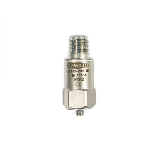 Sensor, Accelerometer, 4-20mA Output, Top Exit