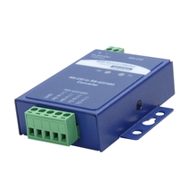 RS-232 to RS-422/485 Converter, Panel Mount, Iso