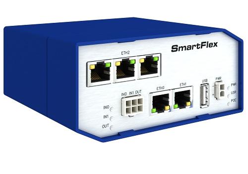 SmartFlex, Global, 5x ETH, Plastic, ACC EU