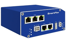 SmartFlex, LTE Router, 5E,USB,2I/O,SD,PSE,SL,SWH