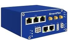 Modular LTE Router with SmartWorx Hub (5xETH, USB, 2xI/O, SD, 2xSIM, SL)