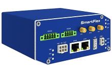 Modular LTE Router with SmartWorx Hub (2xETH, USB, 2xI/O, SD, 232, 485, 2xSIM. SL)