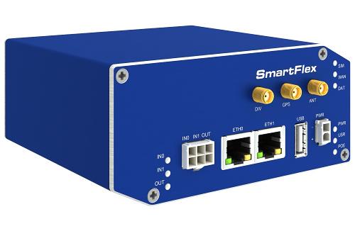 SmartFlex, NAM, 2x ETH, PoE PSE, Metal
