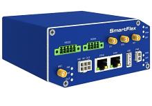 SmartFlex, NAM, 2x ETH, 1x RS232, 1x RS485, WIFI, Metal, No ACC