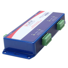 Isolated USB 2-port to RS-422/RS-485 Converter (USB cable included)