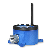 Wzzard Mesh Wireless Sensor - Industrial HVAC/Cooler, Conduit (Gen.2)