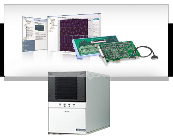 Compact Desktop Core i3 CPU with Multifunctional DAQ 12-bit, 800KS/s, DAQ Application Ready Platform