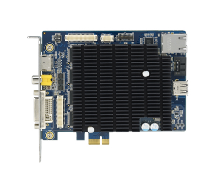 16-Channel PCIe Video Processing Board with SDK