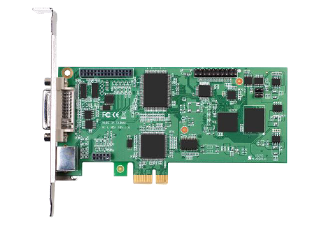 1-Channel SD PCIex1 Video Capture Card with SDK