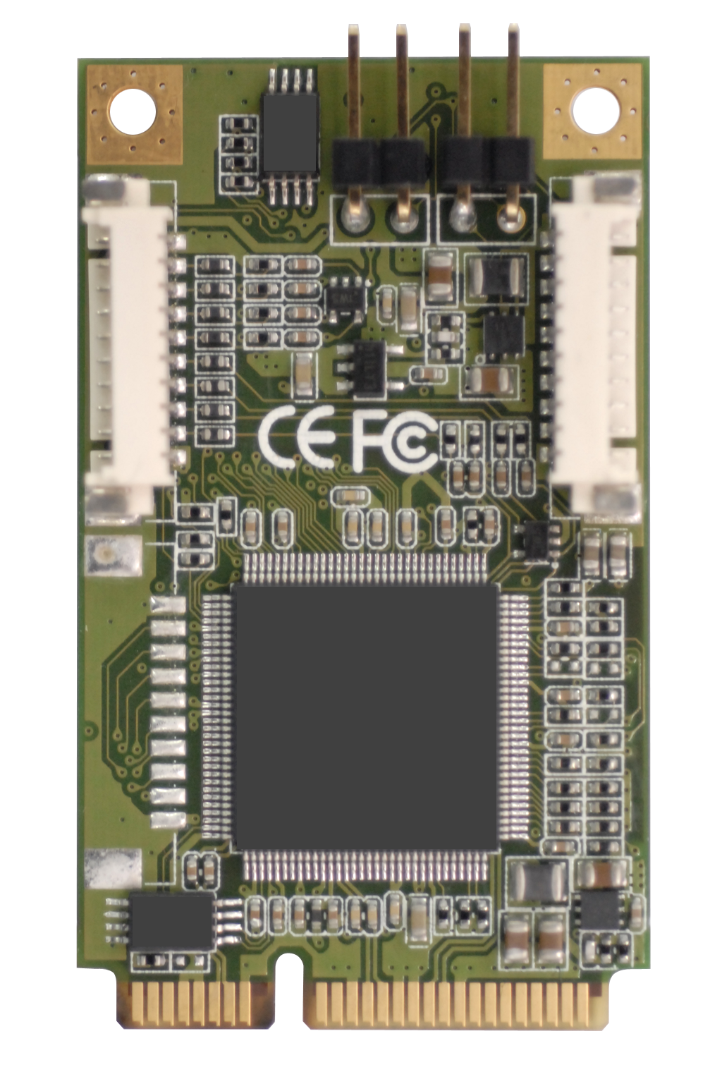 CIRCUIT BOARD, Minicard,8 ch,analog video input,SW compression