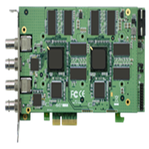 4-Channel Full HD PCIex4 HW Video Capture Card with SDK