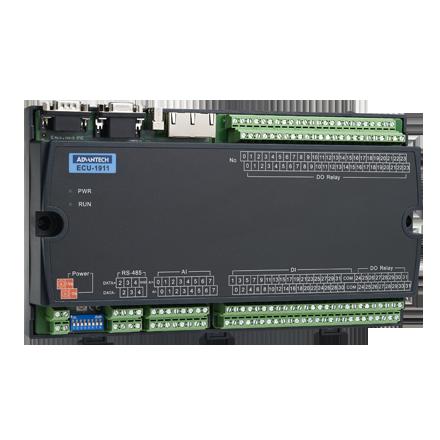 Standalone Remote Terminal Unit with Xscale CPU and 8-AI 32-DI/O