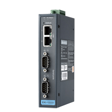 2-port Modbus Gateway with Wide Temperature