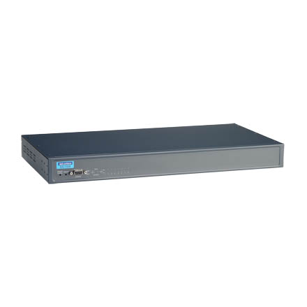 8-port RS-232/422/485 Serial Device Server