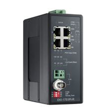 ETHERNET DEVICE, Industrial VDSL2 Ethernet Extender, PoE, Remote