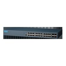 24GE+4G SFP Port Unmanaged Ethernet Swi