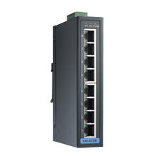 8GE Unmanaged Ethernet Switch,  -40~75℃
