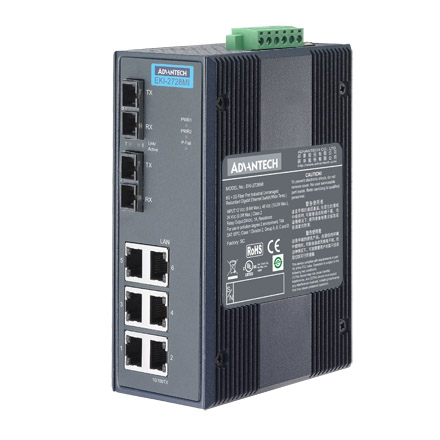 6G+2G MM Unmanaged Ethernet Switch
