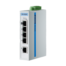 5 Port 10/100Mbps Unmanaged Ethernet Switch, ATEX/C1D2/IECEx, -40 to 75℃