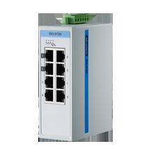 ProView 8-Port Gigabit Industrial Switch, Extreme Temperature -40~75℃