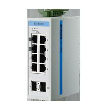 8ポート + SFP 2ポート ギガビット対応 ProView スイッチ