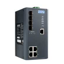 4FE + 4SFP Managed Ethernet Switch