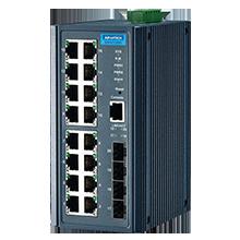 ETHERNET DEVICE, 16G+4SFP Port Managed Ethernet Switch