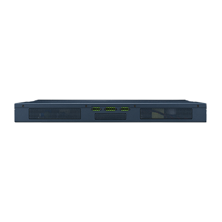 Industrial Rackmount L2 Managed Switch with AC/DC