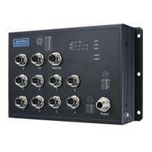 EN50155 M12 8GE + 2G Managed SW, 24~48V