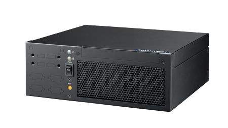 Embedded Mini-ITX Chassis with One Expansion Slot with 150W ATX PS