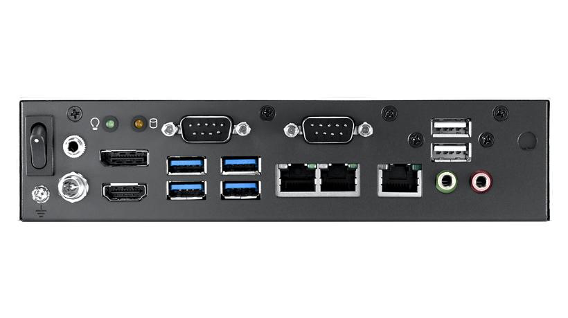 EPC-T4286G STD w/i5-8500T, w/o ADP,RAM,SSD