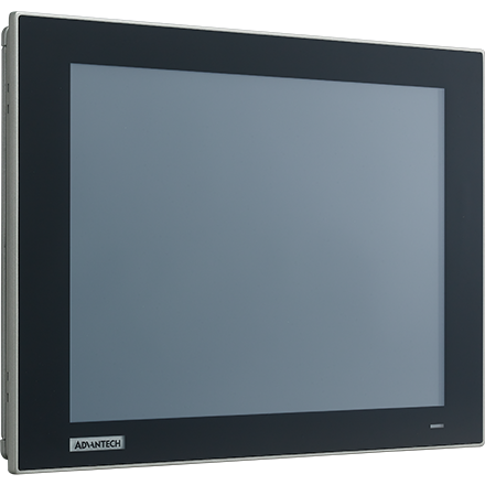 "12.1"" XGA Ind. Monitor, w/Resistive TS