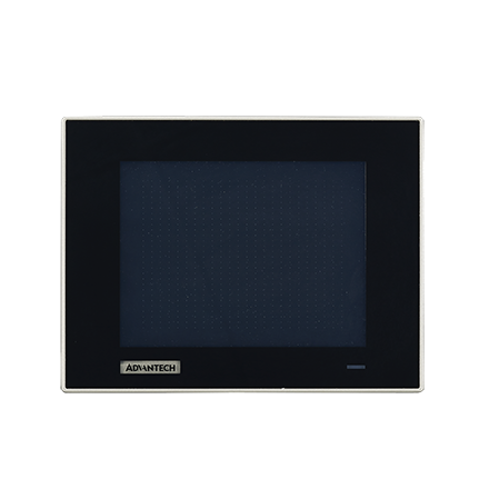 "6.5"" VGA Industrial Monitor with Resistive Touchscreen (VGA/DP)"