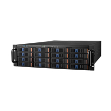 "3U Storage System, 16 Hot-swap Drive Bays, 2 hot-swappable 2.5"" SAS drive at the rear, Intel Xeon E5-2600 v3/v4 ATX Server Board with 8 DDR4 DIMM"