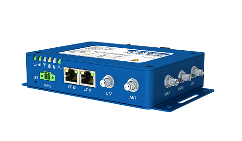 ROUTER AND SWITCH, ANZ cat4,2xETH,1xRS232,1xRS485,GPS,WIFI,NOACC