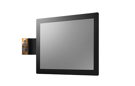 "12.1"" 800x600 LVDS 450nits LED 6/8bit with 5-wire Resistive Touch Display Kit"